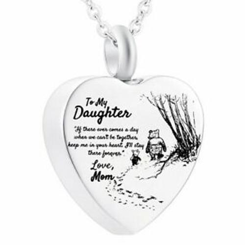 To My Daughter Cremation Keepsake Urn