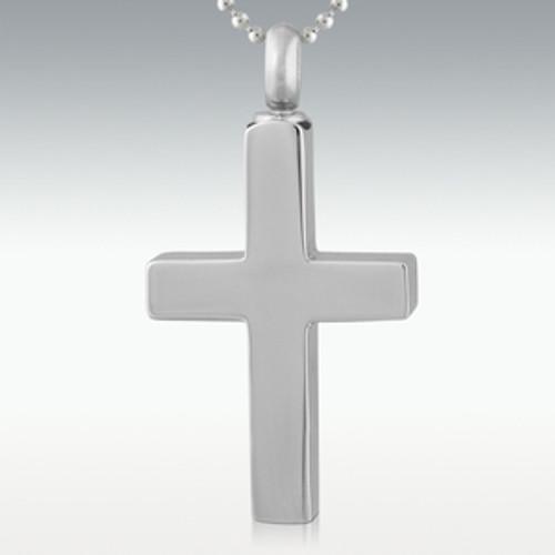 Cross Memorial Urn