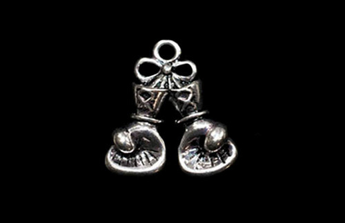 Boxing Gloves Jewelry Charm