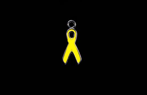 Cancer Ribbon Yellow