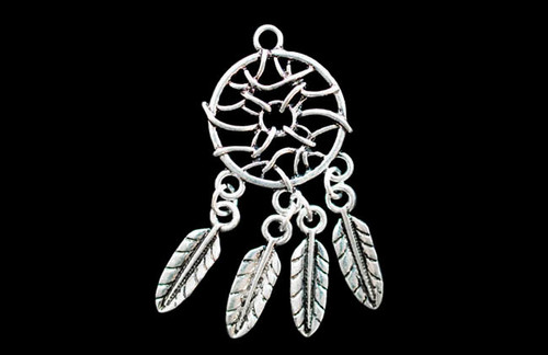 Dream Catcher Jewelry Charm