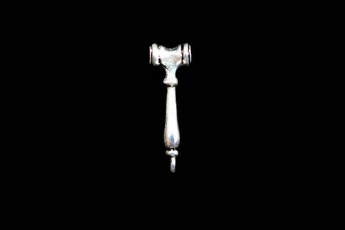 Gavel Jewelry Charm