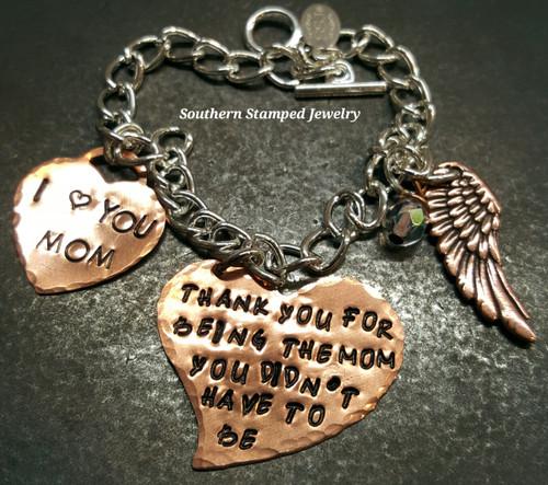 Step Mom Bracelet