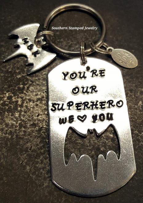 Batman Key Chain