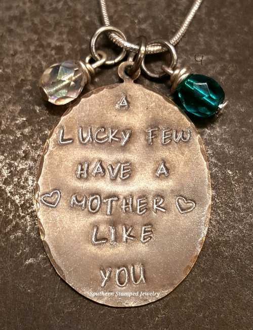 A Lucky Few Have A Mother Like You