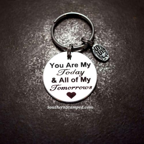 Valentines Day Key Chain