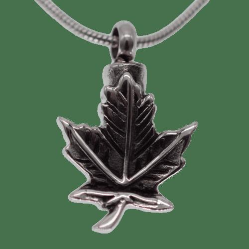 Maple Leaf Memorial Urn