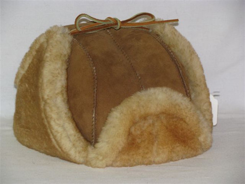 Sheepskin Trooper Hat