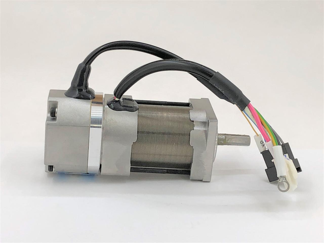 Servo Motor 100 Watt Y Axis Yamaha Robot YK200 YK300 YK400 Series