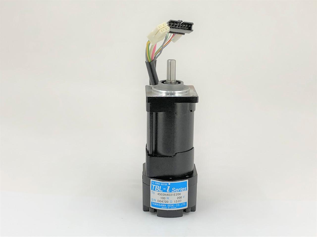 Servo Motor 100 Watt Yamaha Robot R10 Series