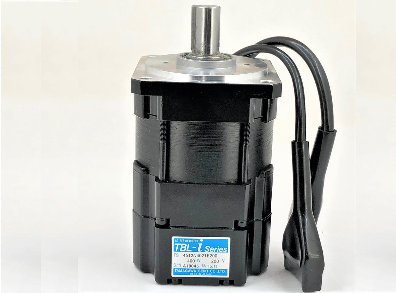 Servo Motor 400 Watt 4-Pin Yamaha Robot 200mm Lead