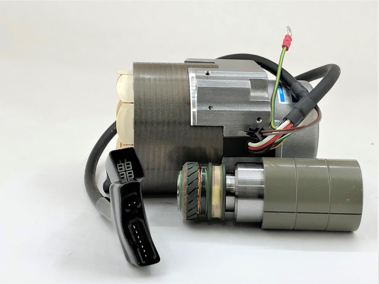 Servo Motor 600 Watt Yamaha Robot F17 C17Series