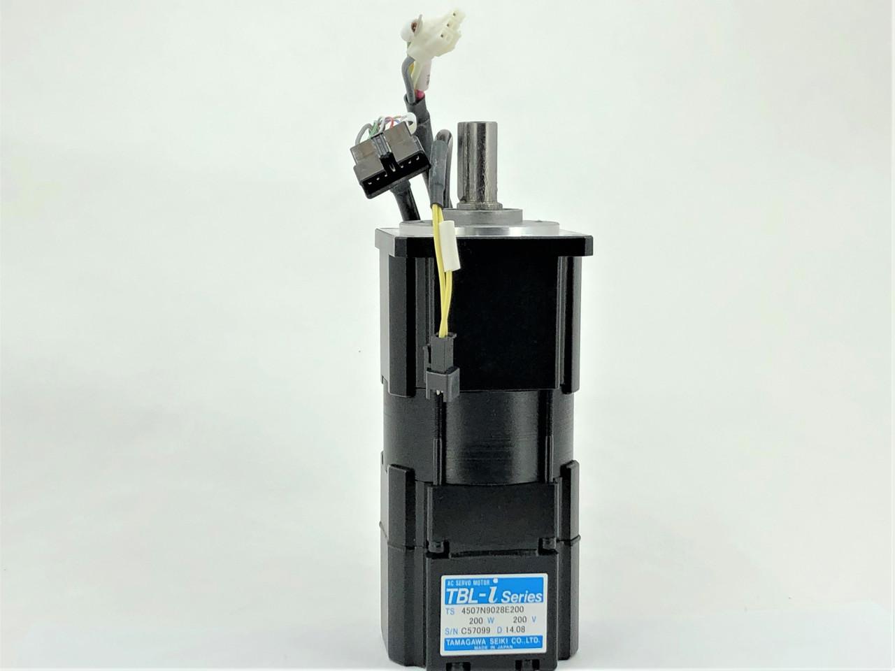 200 W Servo Motor X Axis Yamaha Robot SP-YK400XS Series