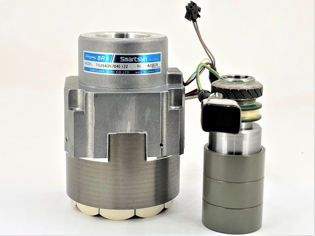 Servo Motor 600 Watt Yamaha Robot Series