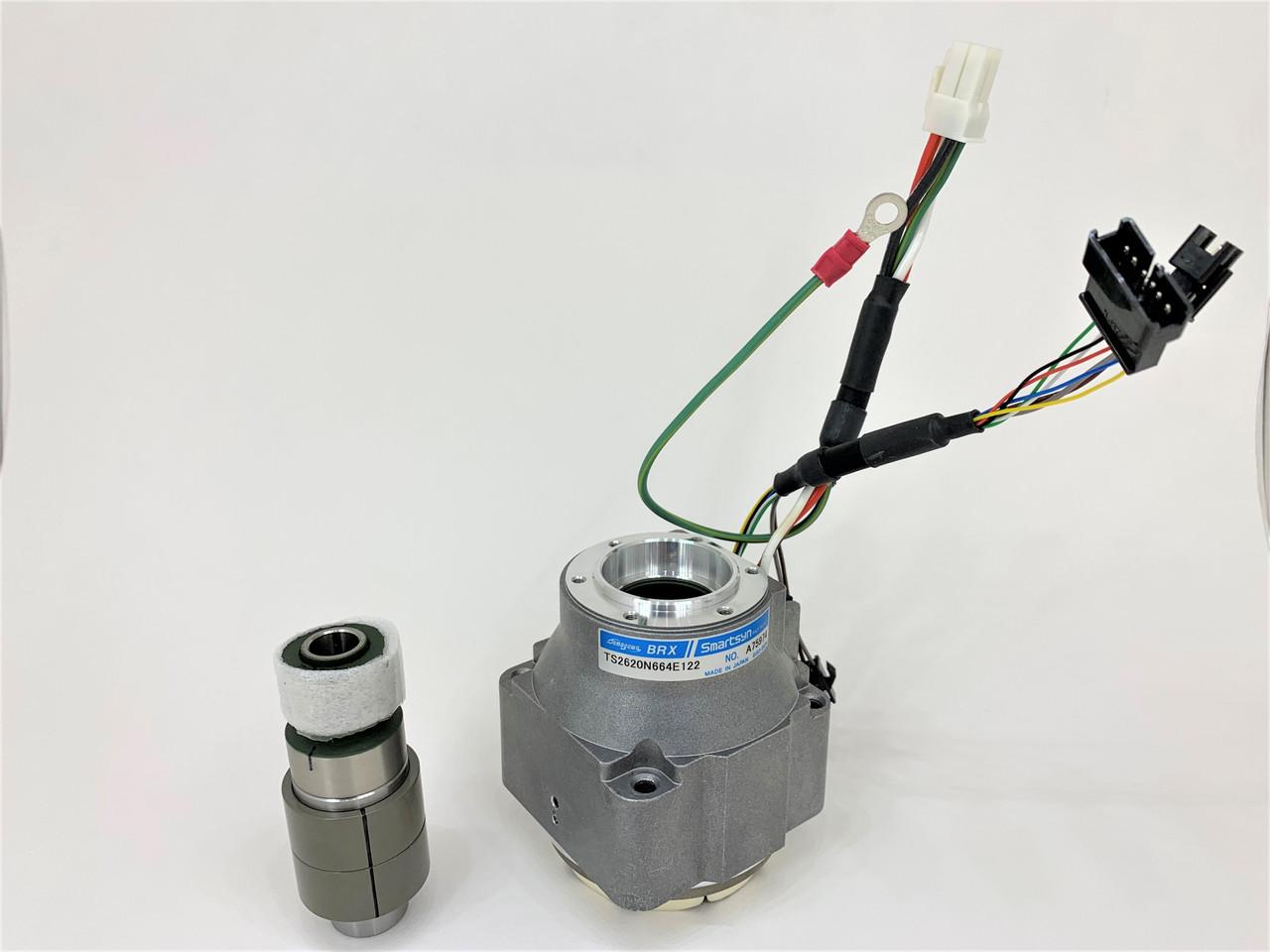 Servo Motor  Yamaha Robot 200 Watt Series