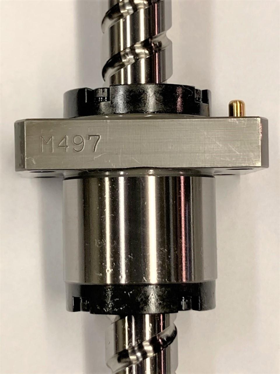 Z Axis Ball Screw  YK500XG YK600XG YK700XG YK800XG 200MM Stroke