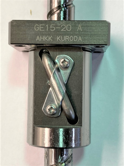 Z Axis Ball Screw  YK500X YK600X YK700X YK800X YK1000X 200MM Stroke