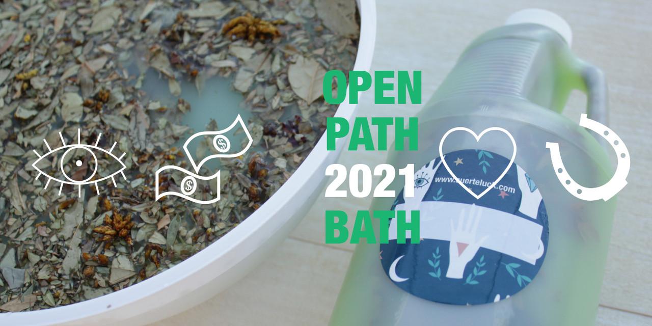 2021 Open Path Bath