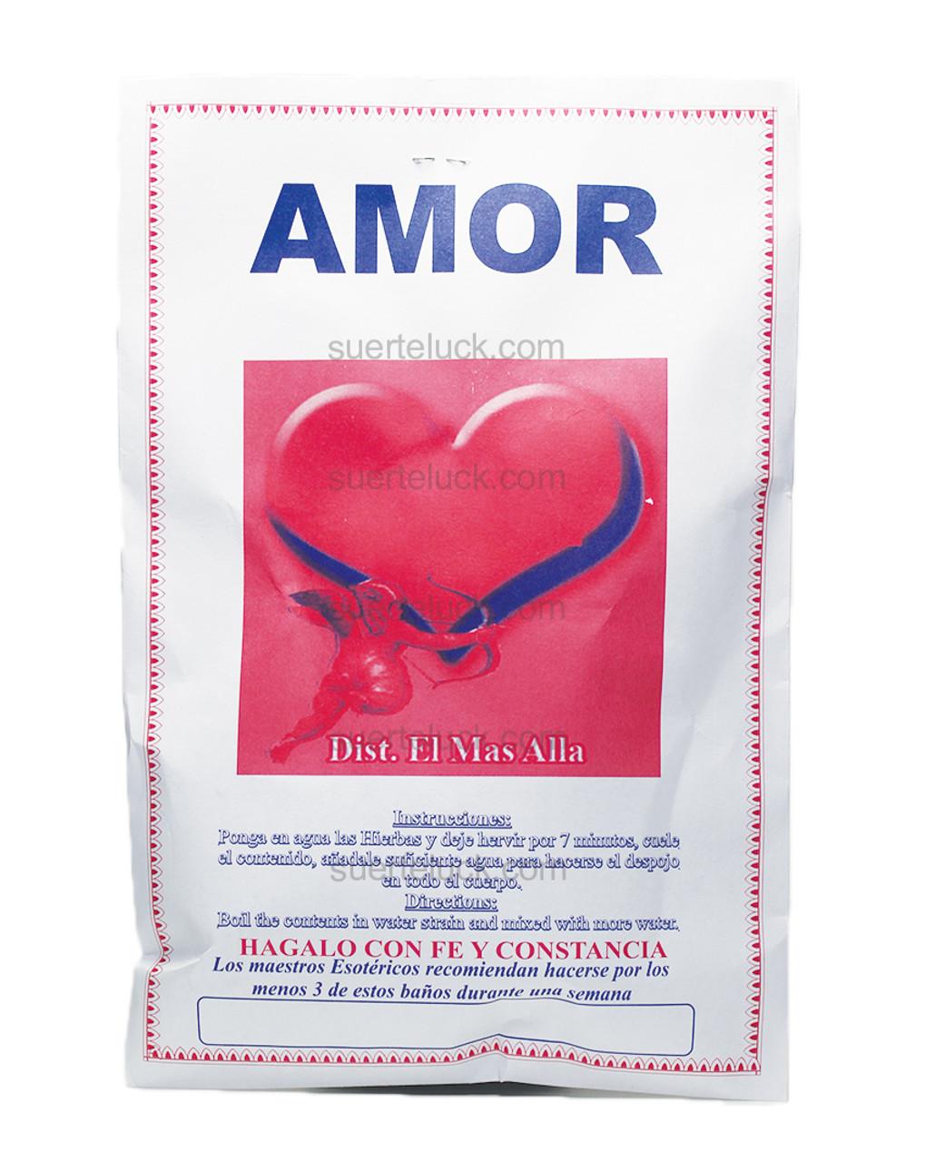 Herb Bath Love- Baño De Plantas Amor Sweet