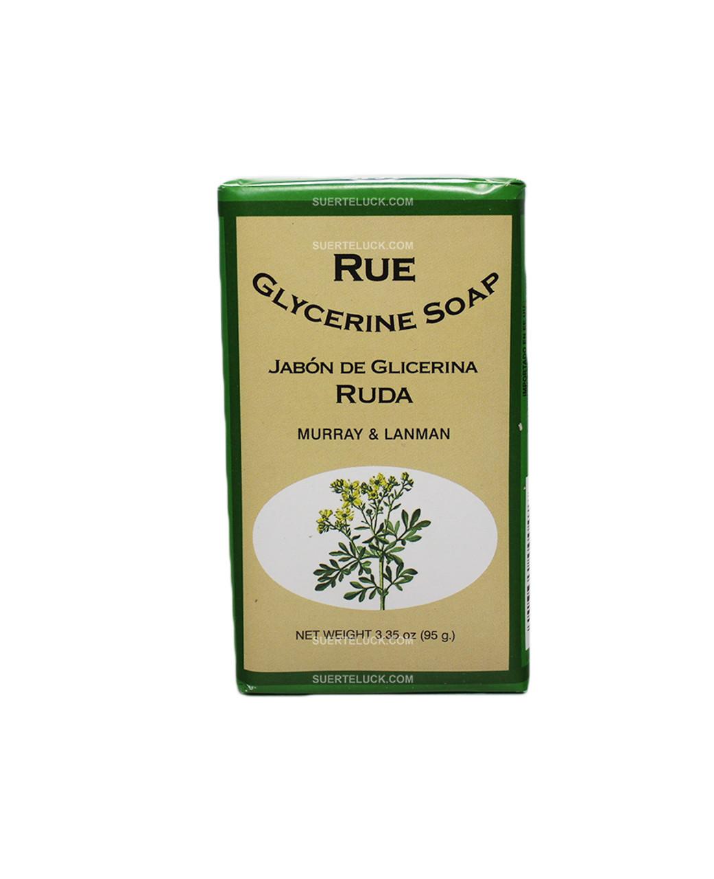 Spiritual Soap Ruda