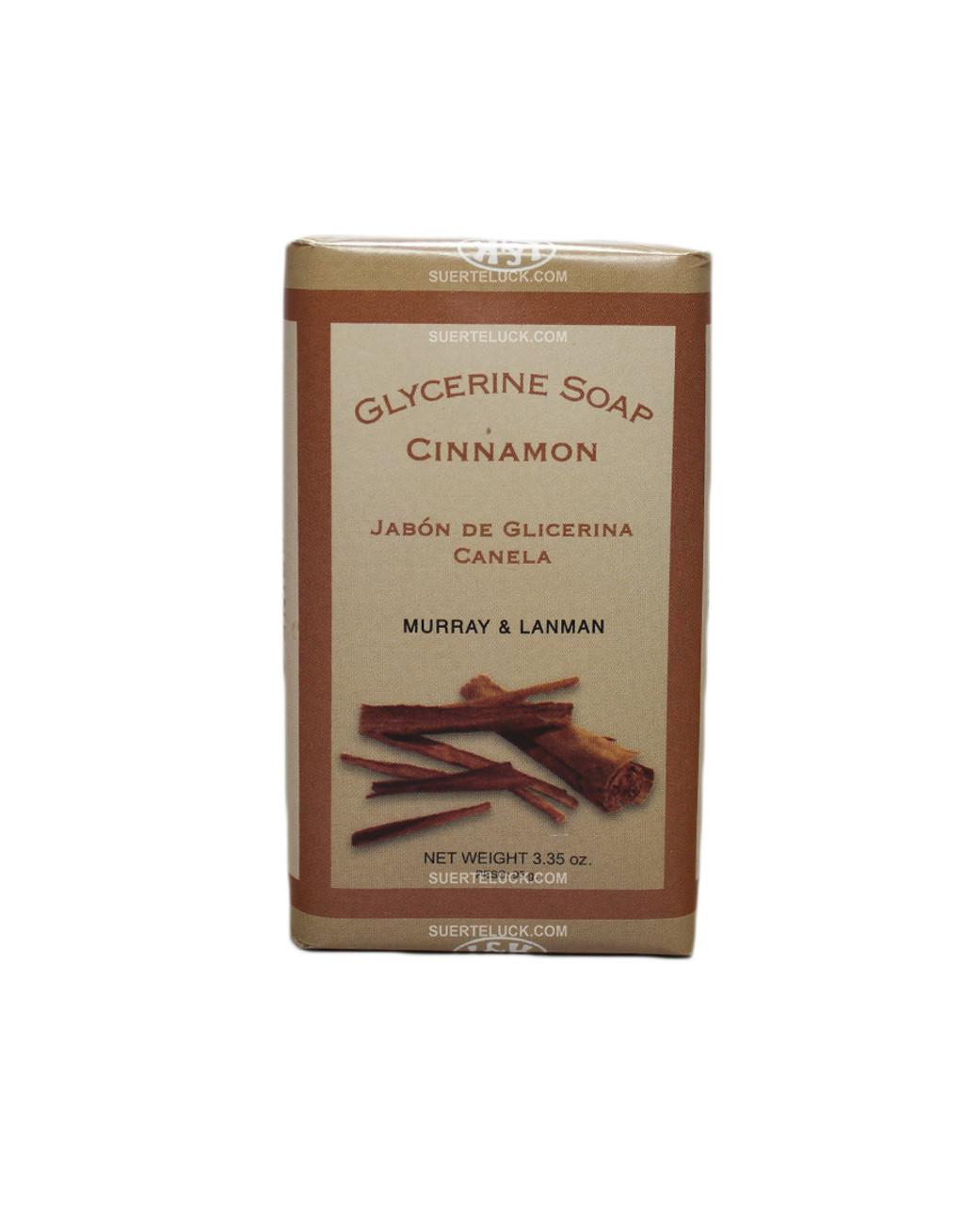 Cinnamon Spiritual Soap - Jabon de Canela