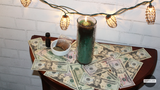 How To Make Your Own Money Candle Spell - Free Tutorial And Recipe