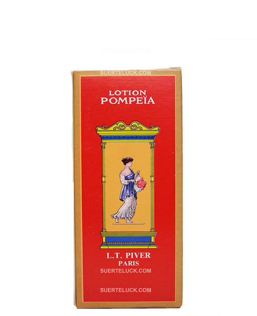 Pompeia Lotion 3.1/3 ounces original boxing made in France.  Pompeya Colonia