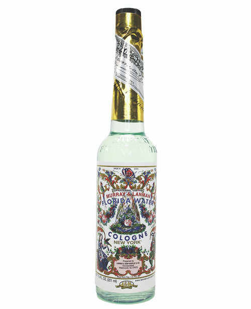 Florida Water by Murray & Lanman 100% Original  7.5 ounce plastic bottle.