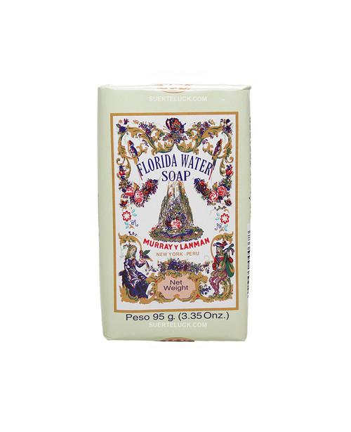 Florida Water  Soap Murray & Lanman  100% original  Made in Peru.