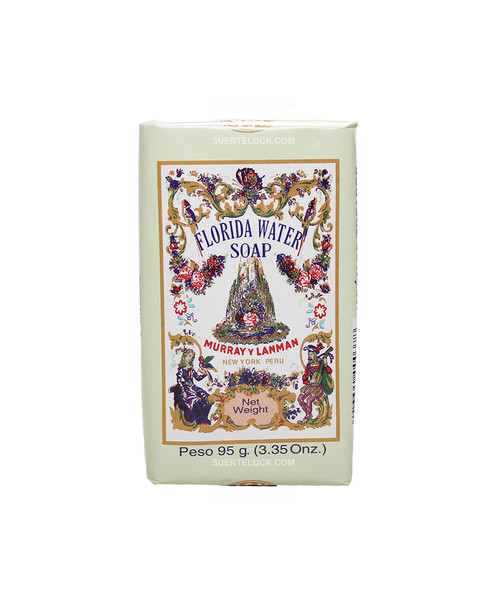 Florida Water  Soap Murray & Lanman  100% original  Made in Peru.