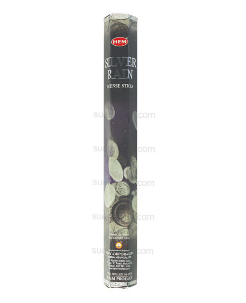 Incense Sticks Silver Rain