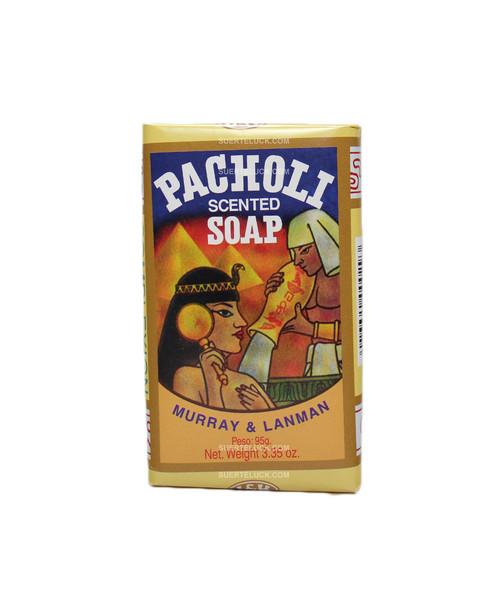 Pachouli spiritual bar soap