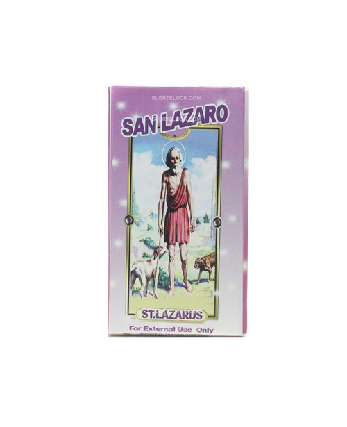 Spiritual Soap Saint Lazarus