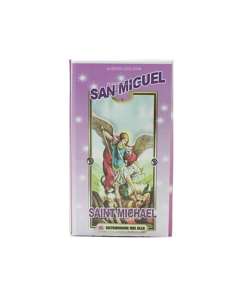 Spiritual bar soap Saint Michael