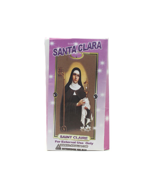 Spiritual Soap Saint Clara