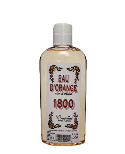 Colonia de Naranja 1800 Agua  Cologne  Crusellas  4 ounces