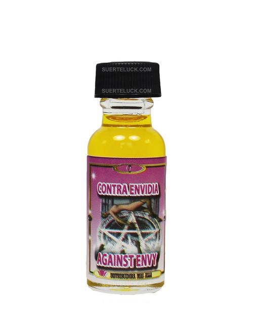 Aceite Espiritual Contra Envidia  Against Envy oil  0.5 ounces