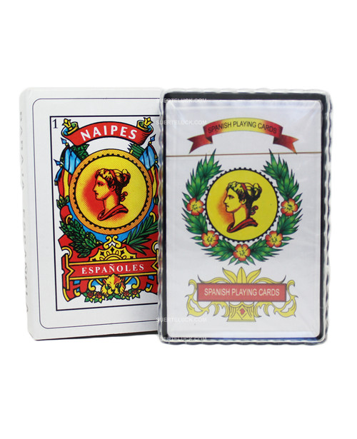 Naipes Barajas Españolas Cartas Spanish Cards