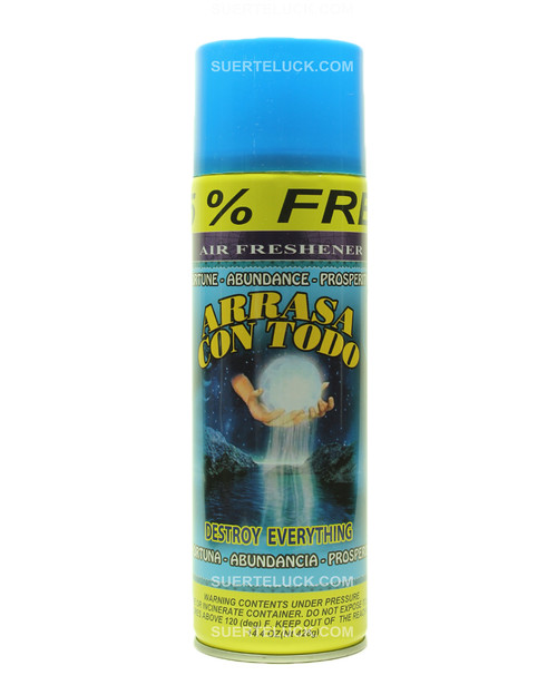 Destroy Everything  Aerosol  Air Freshener  Spray  Arrasa Con Todo