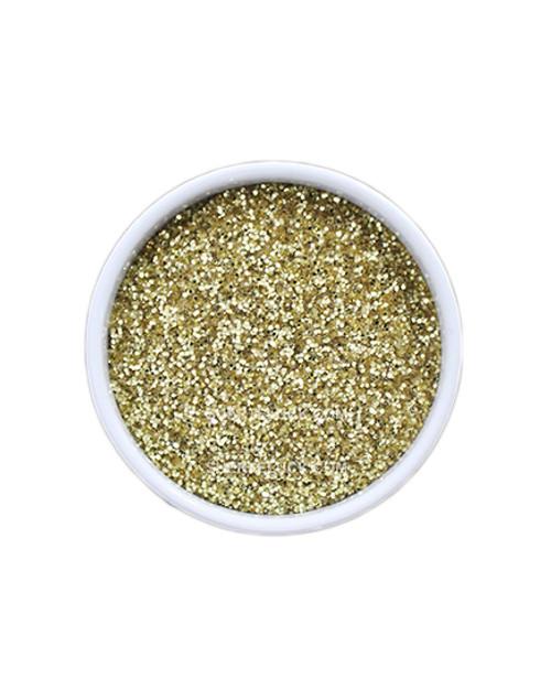 Gold Glitter  Escarcha de Oro
