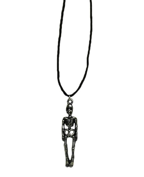 Full Body Skeleton  Charm  Pendant