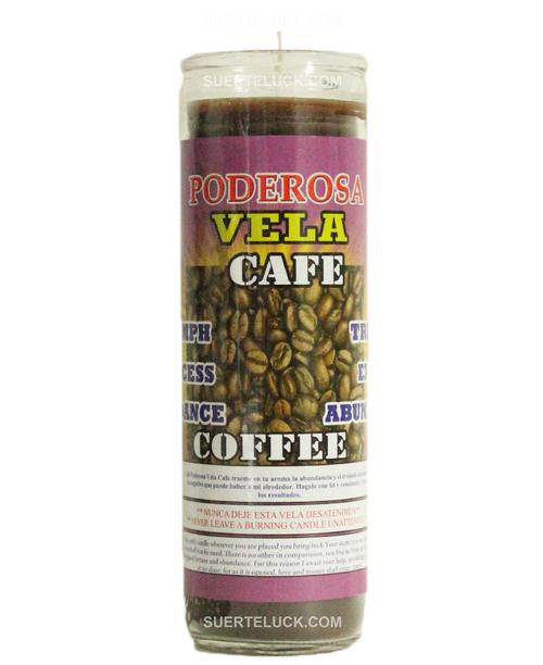 Coffee Candle  Spiritual