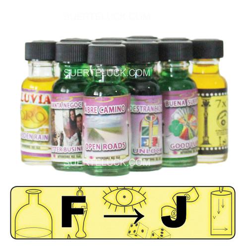 Esoteric Oils