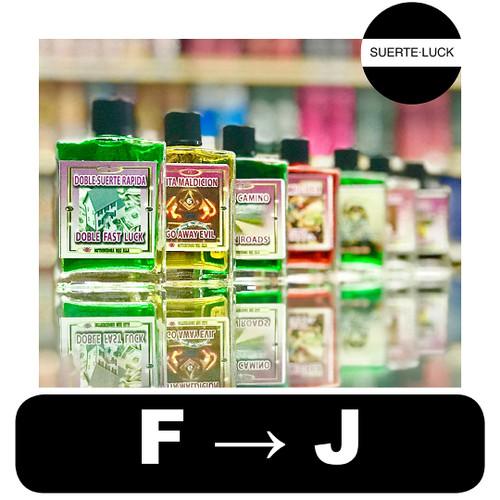Esoteric Perfumes