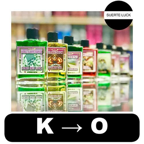 Magical Perfumes