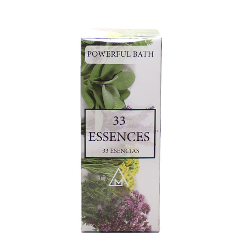 33 Essences Bath
