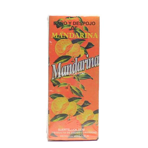 Baño de Mandarina  Tangerine Bath