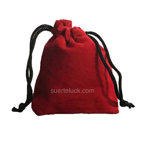 Red Talisman Bag