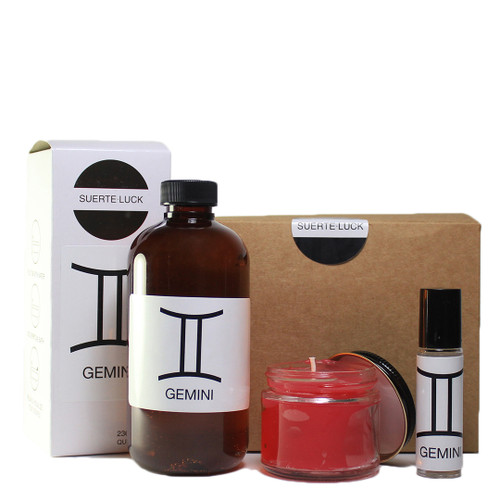 Gemini Ritual  Gemini Candle  Gemini Oil  Gemini Bath