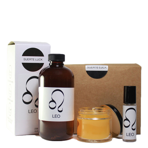 Leo Ritual  Leo Bath  Leo Candle  Leo Oil  Astrology  Horoscope